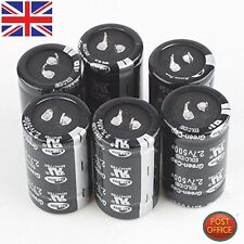 6pcs Farad Capacitor 2.7V 500F35*60MM Super Capacitor