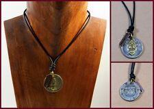 Religiöse Unisex Modeschmuck-Halsketten & -Anhänger aus gemischten Metallen