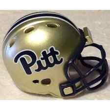 PITTSBURGH PANTHERS PITT Riddell Revolution POCKET PRO Mini Football Helmet
