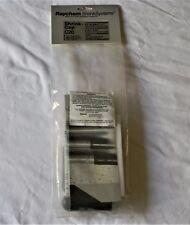 "RAYCHEM HEAT SHRINK CAP C20 #8-#6 AWG 600V 6 PACK CAPS & 6 CLOTH TAPE STRIPS 6"""