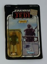 Star Wars ROTJ Weequay 1983 action figure