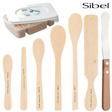 Sibel Professional Hair Removal Depilatory Waxing Spatulas Reusable/Disposable