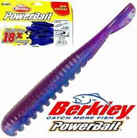 "🐟 Berkley Margarita Red 3"" Cash Out Powerbait (designer Skeet Reese)10 per pack"