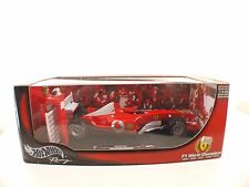 Mattel Hot Wheels G3764 Ferrari  #2 constructor'world champion  1/18 neuf MIB