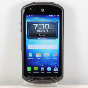 Kyocera DuraForce (AT&T) 4G LTE, 16GB, Smartphone E6560 - Ready To Go