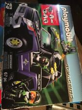 Playmobil 4878 Top Agents Robo Gang Truck Gangster Get-Away Vehicle NEw