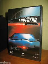 SUPERCAR STAGIONE 1 DVD 3 NUOVO SIGILLATO DAVID HASSELHOFF