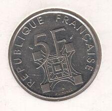 5 FRANCS TOUR EIFFEL 1989