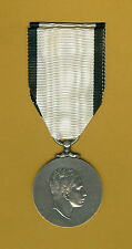 Iraq 1953,Coronation King Faisal II Silver Medal by B.R.Mint, Extremely Rare M19