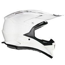Suomy Casque Moto Cross Alpha Blanc L