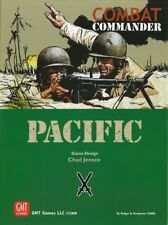 GMT Combat Commander Pacific 2011 Box & Contents In New Condition Unpunched  b10