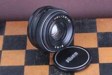 lens MC HELIOS 81H 50 mm f2 KIEV-19 lens Helios-81H 50mm Nikon F mount
