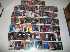 LOT OF BASKETBALL CARDS - STARS, INSERTS, AUTOS, JERSEYS