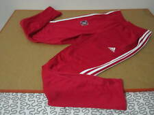 Chicago Fire team issue Dave Sarachan Adidas training pants tiro mls jersey vtg