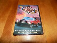 CHEVY MUSCLE CARS My Classic Car Speed Channel TV Impala Camaro Nova DVD NEW