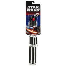 NEW Star Wars Extendable Lightsaber Darth Vader Hasbro B2915 Bladebuilders
