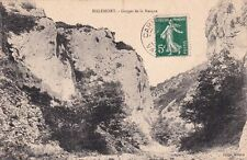 MALEMORT gorges de la nesque timbrée 1909