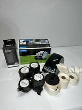 New Listingdymo 450 Turbo Label Writer Label Amp Barcode Printer Lot Of Labels Included