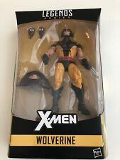 Marvel Legends Wolverine Juggernaut Baf Series 6-inch Action Figure