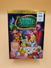 Alice in Wonderland Special Un-Anniversary Edition DVD Complete! Ships Fast!