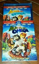 Alpha and Omega (Blu-ray/DVD, 2010) Free Shipping!