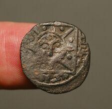 IS70-03   MONGOLS  Ilkhanids.  Öljeytü (Uljaytu) AD 1304-1316   Æ Fals   Sunface