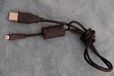 USB A - Micro-USB B cable, Black, 60cm