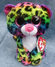 Ty Beanie Boo Plush - Dotty The Leopard 15cm 15 Cm