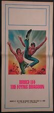 Locandina BRUCE LEE THE FLYING DRAGOON ANNI '70 BRUCE LE, KU FENG, MI HSUEH
