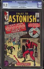 Tales to Astonish # 54 CGC 9.2 OW/W pages