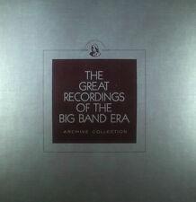 2LP SAUTER-FINEGAN /RUDY VALLÉE - The Great Recordings Of Big Bande Era 45/46