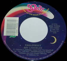 Calloway 45 Sir Lancelot  SOLAR #74008
