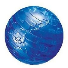 3D Crystal Puzzle - Earth Sphere Puzzleball brainteaser Ball Great fun gift New