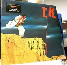 Takeshi Itoh T. K. 8 song 1988 LP sealed! cowbell +++