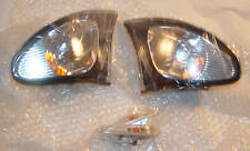 BMW Brand E46 3 Series Sedan 2002-2005 OEM European Clear Corners & Side Markers