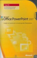 MS Powerpoint 2007 Vollversionsbundel deutsch inkl.2ter Installation