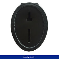 Genuine Leather LAPD Los Angeles Police Department Belt Clip Badge Holder