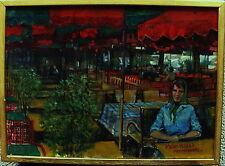 """Michel Kay, """"Montmartre"""", datiert 1960"""