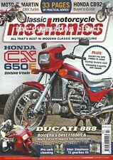 Ducati 916 SPS Moto Martin CBX1000 Turbo Ducati 888 Strada V-Twin Honda CX650E