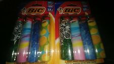 (2)  4  SPECIAL EDITION  packs  Bics lighters