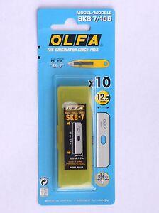 OLFA SKB-7 BLADE (10) FOR OLFA SK7