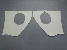 1960 Buick LeSabre Invicta Electra Kick Panels Covers Cardboard non Convertible