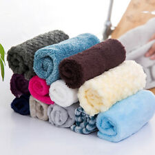 Highly Bamboo Fiber Anti-oil Kitchen Hand Towel  Dish Cloth Rags Wipe Cloth Q