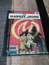 Blake&Mortimer-1970-Bd la Marque jaune-Tbe-Le Lombard