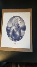 Rory Kurtz Amethyst Print Mondo Signed and Numbered MINT #/156