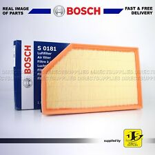 BOSCH AIR FILTER FOR VOLVO S60 S80 V60 V70 XC60 XC70 XC90 S0181 GENUINE