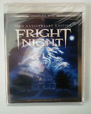 FRIGHT NIGHT Out-of-Print Blu-ray (1985, 30th Anniversary Edition Twilight Time)