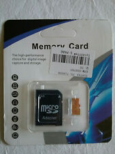 MICRO SD 32gb evo card - with adapter (windows and mac os)