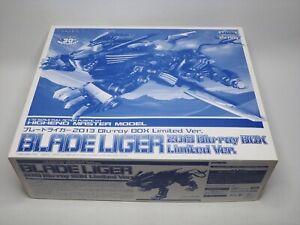 Zoids Anniversary Limited 1/72 Hmm Blade Liger Blu-Ray Box Ver. Zoid Japan NEW