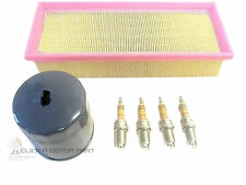 ROVER 45 & MG ZS SERVICE KIT OIL AIR FILTER & NGK PLATINUM SPARK PLUGS SET OF 4